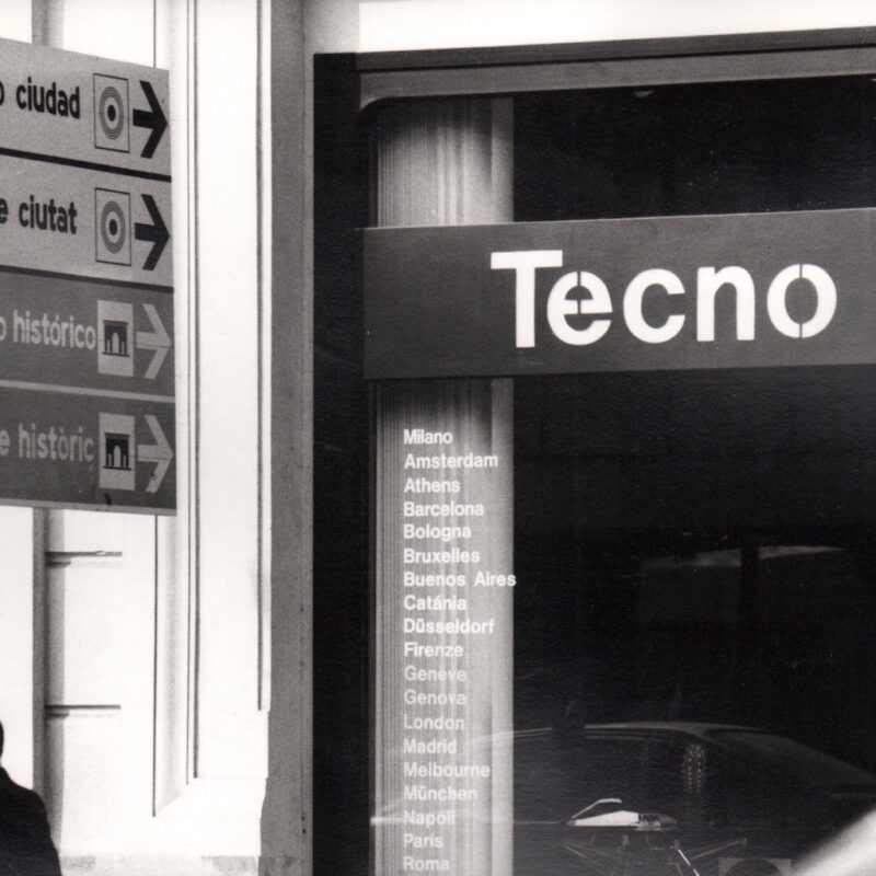 SHOWROOM TECNO DI VALENCIA