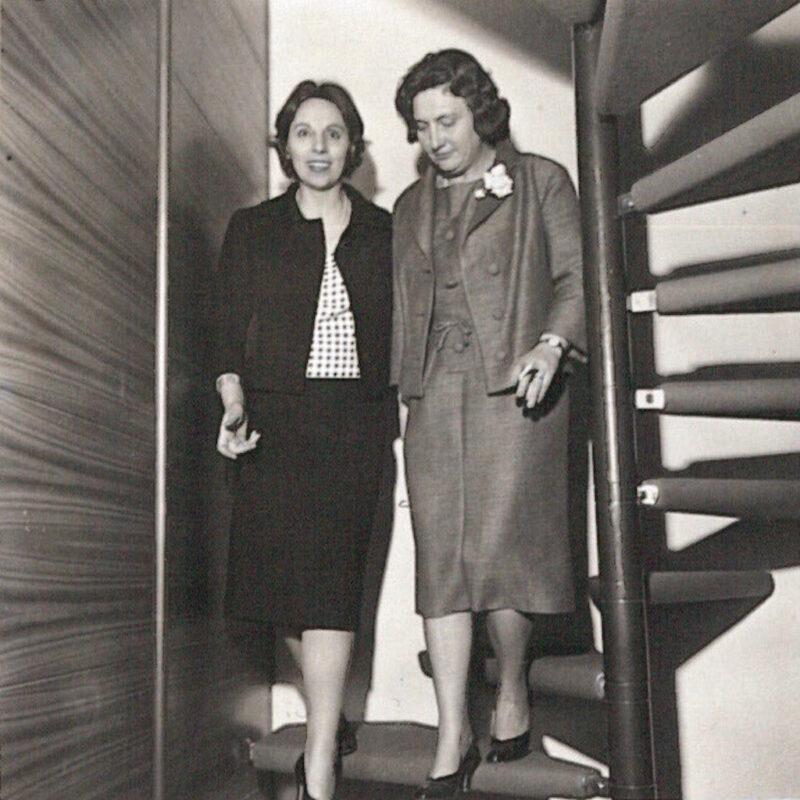 Alba Borsani e Carla Borsani
