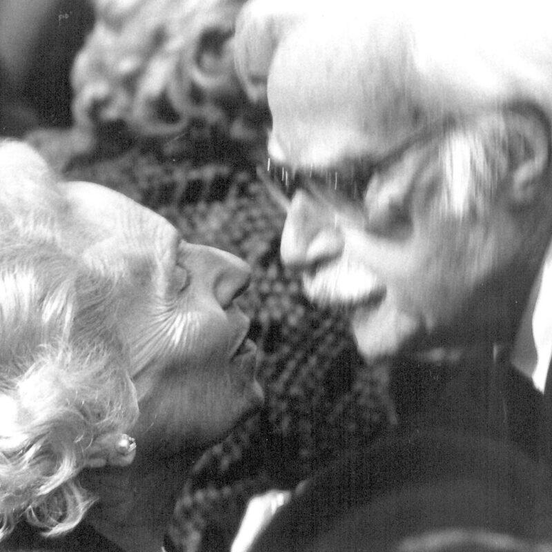 Alba Borsani e Giannino Bernasconi