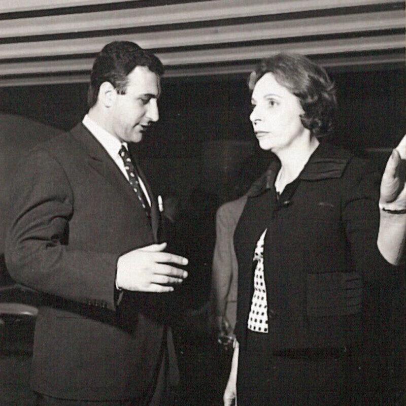 Alba Borsani ed Edoardo Mari