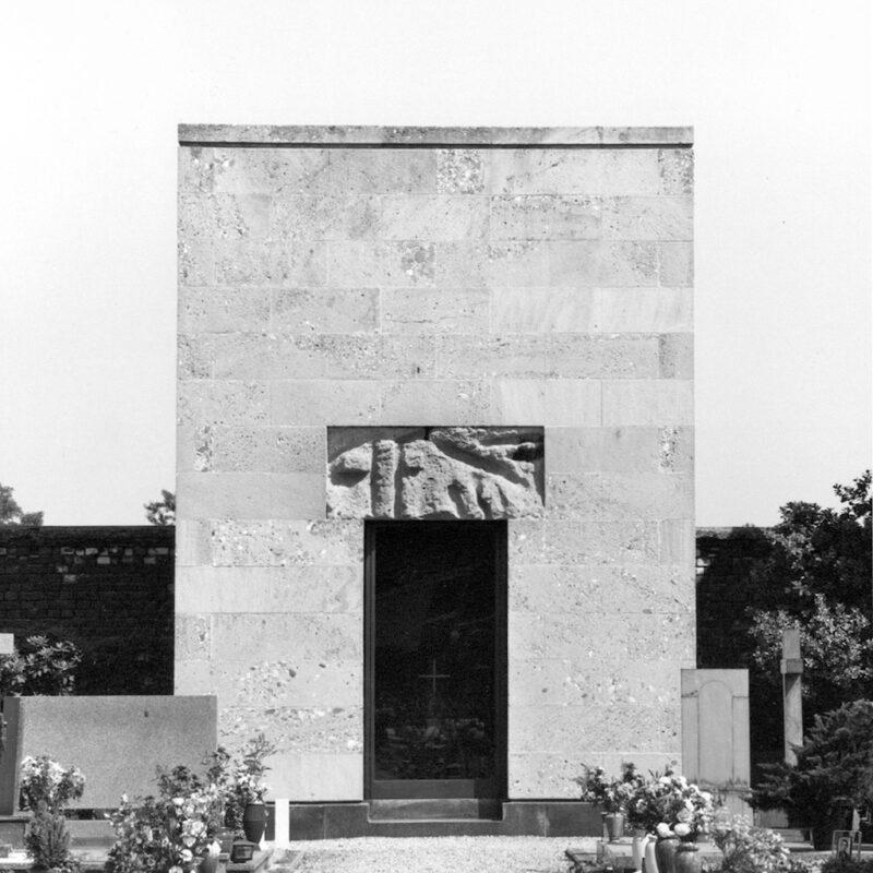 Cappella di Famiglia – 1958