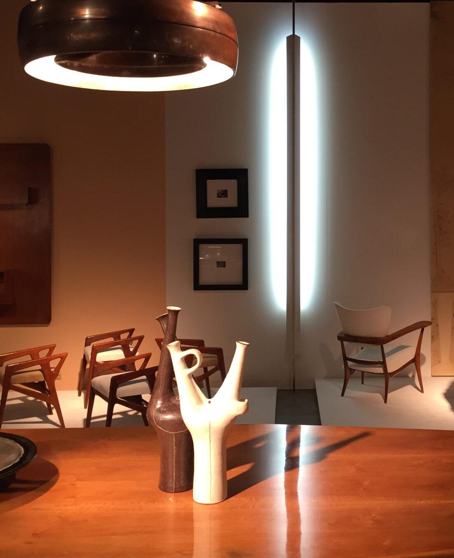 Lt8 - Design Miami - Osvaldo Borsani 1960 - Galleria Rosella Colombari