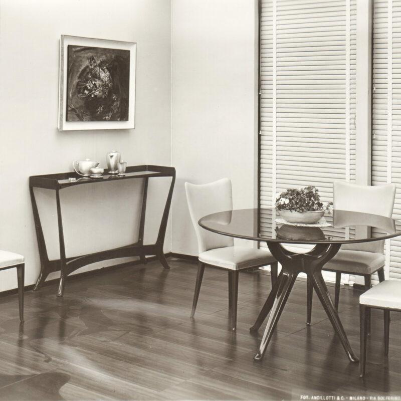 Interno per la Triennale di Milano - 1951