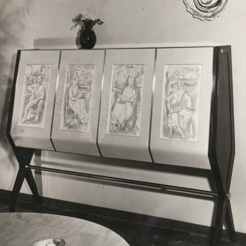 Mobile Bar - 1952