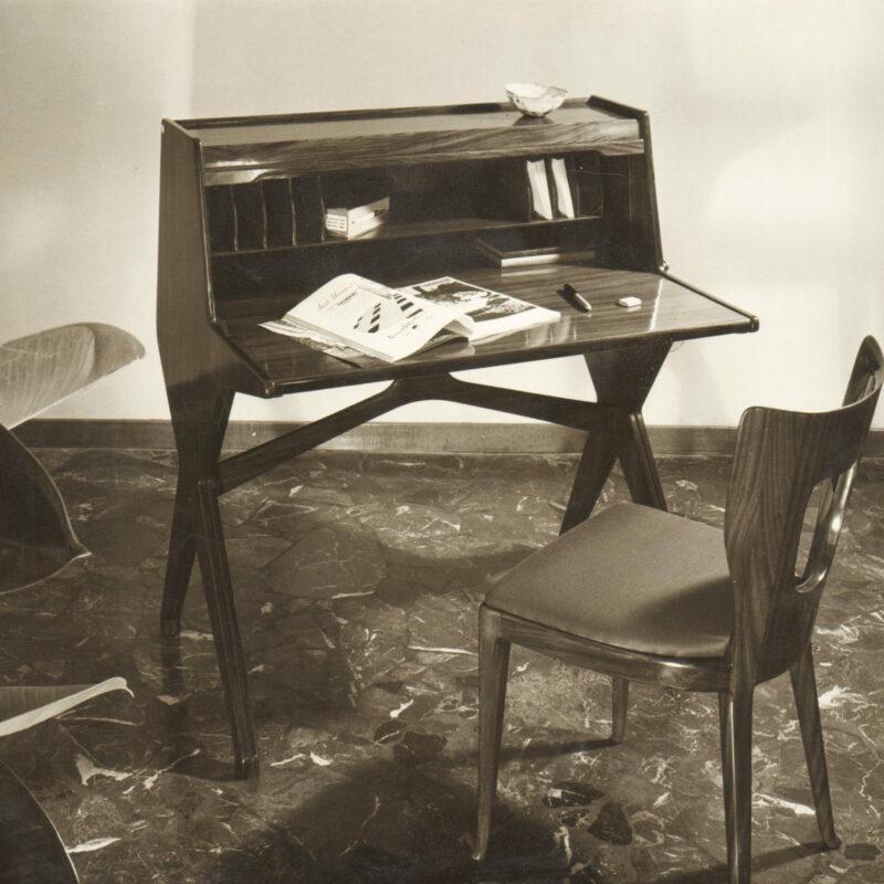 Scrittoio e seduta - 1951
