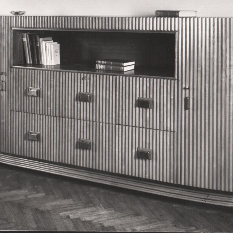 Mobile schedario - 1941