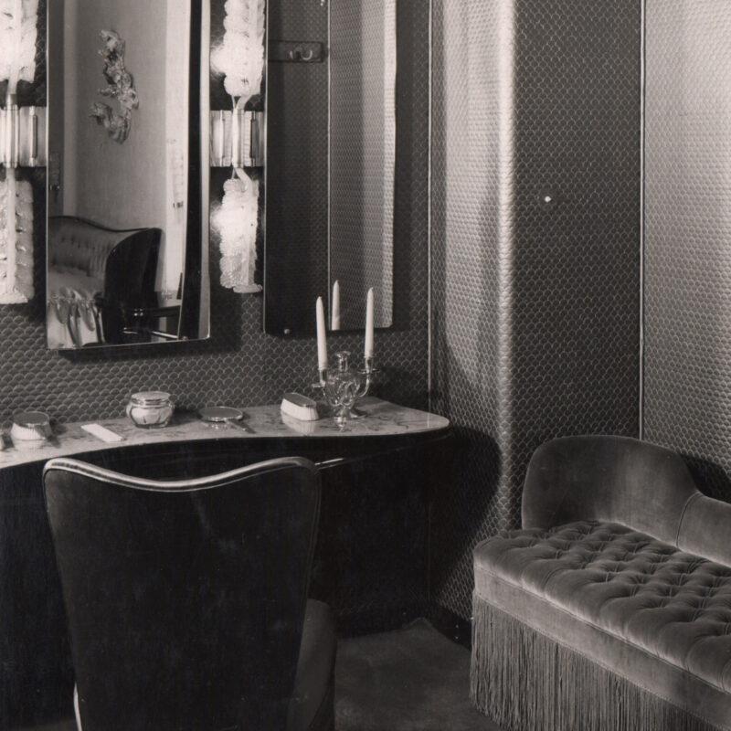 Toilette - 1949